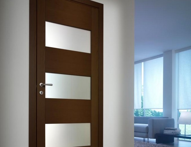Veneered doors | Titan Doors